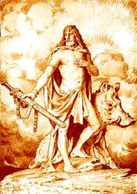 norse god of fertility